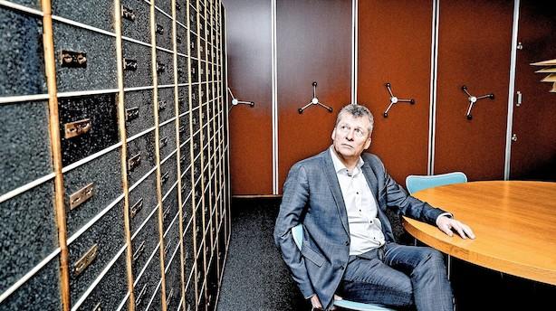 Der er 65 banker tilbage i Danmark: Bankbosser tror hver sjette kan være væk om fem år
