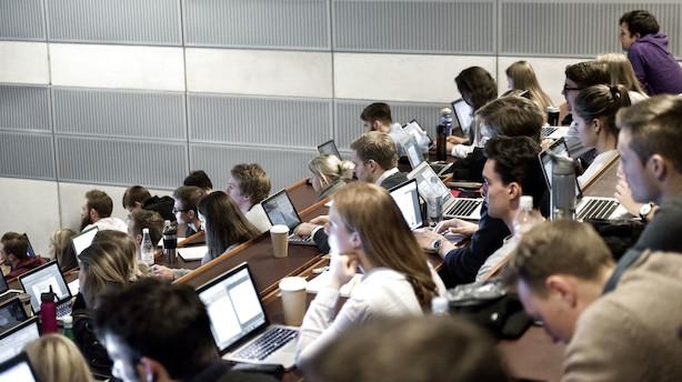 Kronik: Nytårsforsæt for fremtidens universiteter
