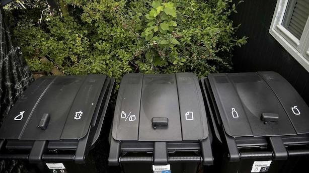 """Debat: Affaldssektoren skal i 2019 væk fra """"dem"""" og """"os"""""""
