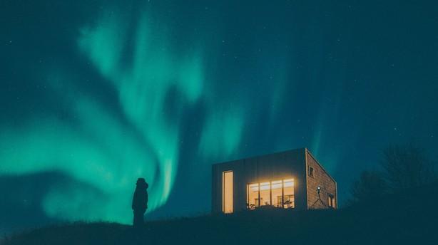 Den norske ø Fleinvær byder på store oplevelser midt i ingenting