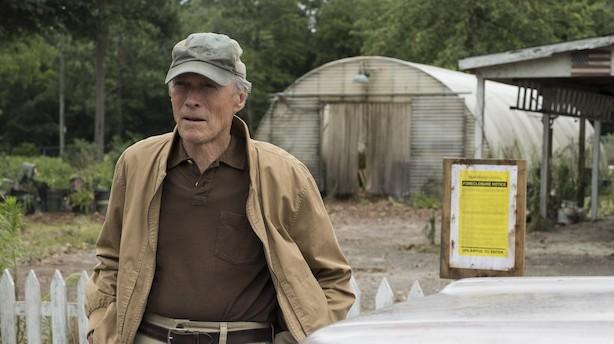 """Filmanmeldelse: Eastwood kører på rutinen i """"The Mule"""""""