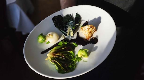 Grøntsagerne gør indtog på gourmetrestauranterne