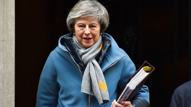 Debat: Afstemningen på tirsdag er skæbnetime for brexit
