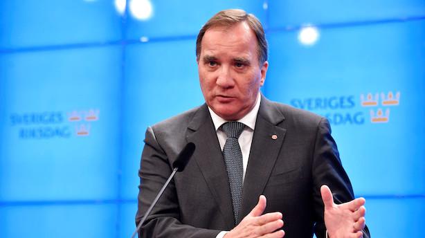 Børsen mener: Löfven samler midten om klog reformpolitik i Sverige