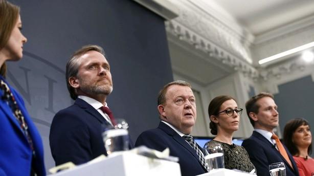 Børsen mener: Løkkes sundhedsreform er ikke egnet til valgkamp