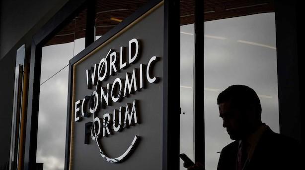 Kronik: Stærkt svækket tro på vækst inden Davos