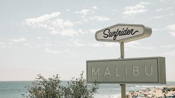 Mist dit hjerte i Malibu imponerende udeliv