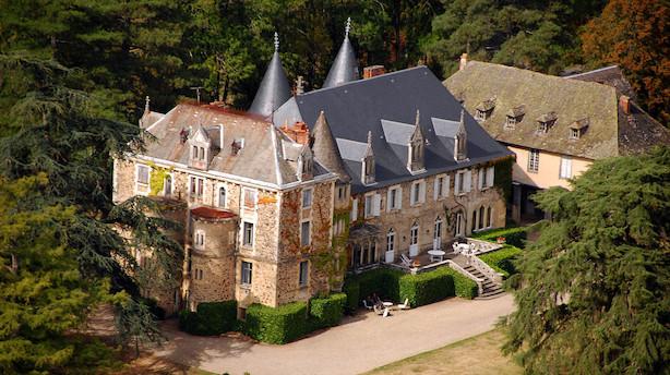 Oplev historiens vingesus og jagt i verdensklasse på fransk familieslot