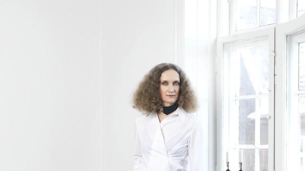 Ane Lynge-Jorlén støtter nye designere, der har noget på hjerte