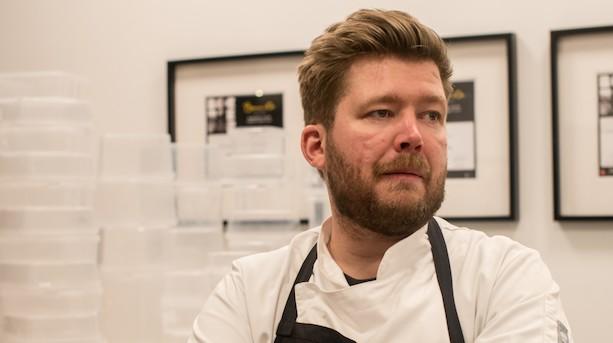 Bocuse d'Or: Kenneth Toft-Hansen laver de sidste justeringer inden den helt store kokkedyst