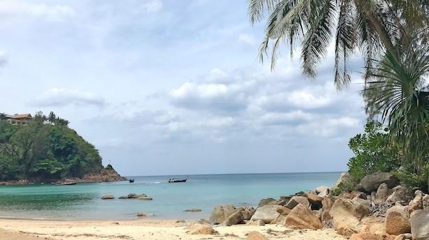 Find frem til Phukets hemmelige strande