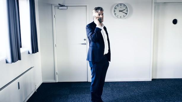 """PFA-topchef:""""Nogle gange er konkurrenterne måske lidt optagede af at nappe en kunde fra PFA"""""""