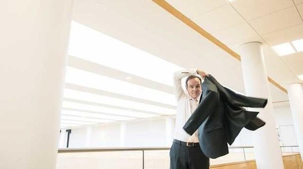 """Formuepleje-boss: """"Historisk vil de selskaber, der opfører sig ordentligt og bæredygtigt, give det bedste afkast, mens de selskaber, der ikke gør det, vil klare sig dårligst og blive straffet"""""""