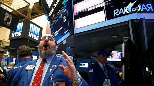 Kronik: Stigende volatilitet er et blivende vilkår