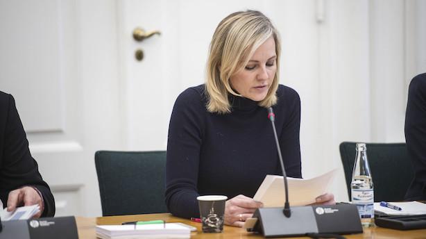 Børsen mener: Landbrugets udfordring er større end Ida Auken