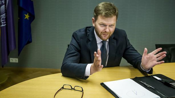 """Estland smider Danske Bank ud af landet: """"Jeg vil ikke have noget at gøre med den bank"""""""