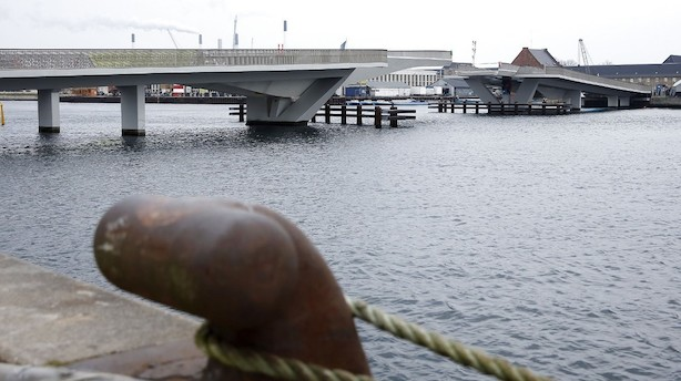 Kronik: Sådan undgår staten byggefiaskoer som Kyssebroen