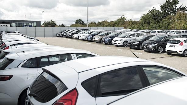 Debat: Bilbranchen skriger efter øjeblikkelig politisk handling