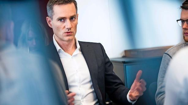 Jarlov roser dansk-estisk samarbejde trods ugers strid