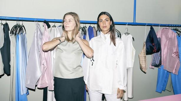 Tøjet fra danske Carcel produceres i fængsler og forhandles i eksklusive netbutikker