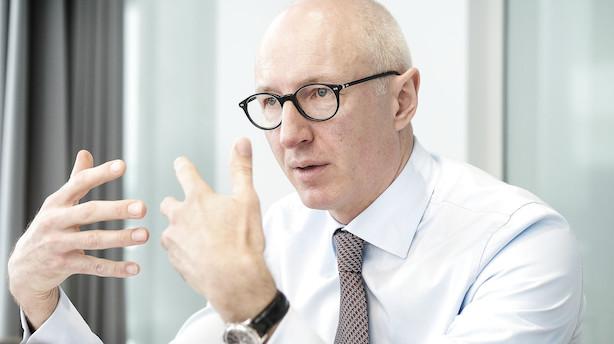 Lars Fruergaard vil skabe historisk pillesucces for Novo Nordisk