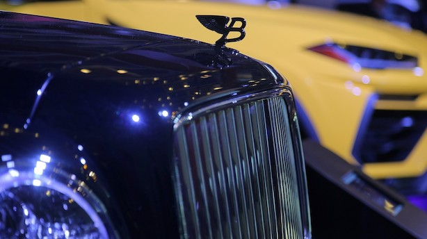 Så du er rig: Hvilken bil er den bedste til at komme rundt i?
