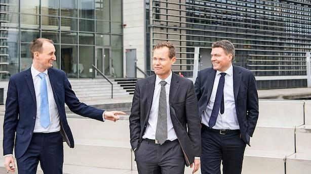 PKA-udbrydere vil rejse 11 mia kr til grøn kapitalfond