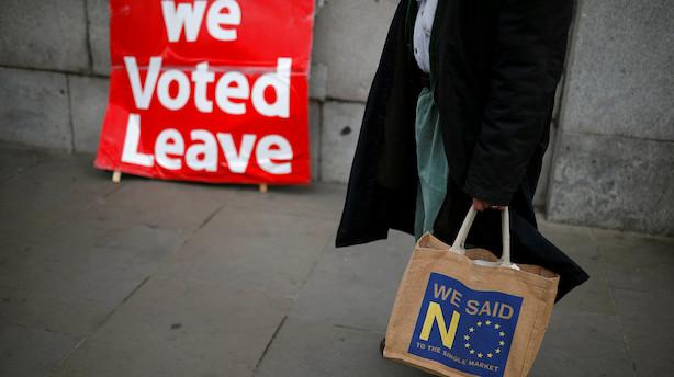 Debat: De danske virksomheder er håbløst uforberedt på et hårdt brexit