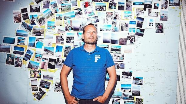 """Martin Thorborg vil tilbyde hurtige lån til små virksomheder: """"Det er et nødhåndtag"""""""