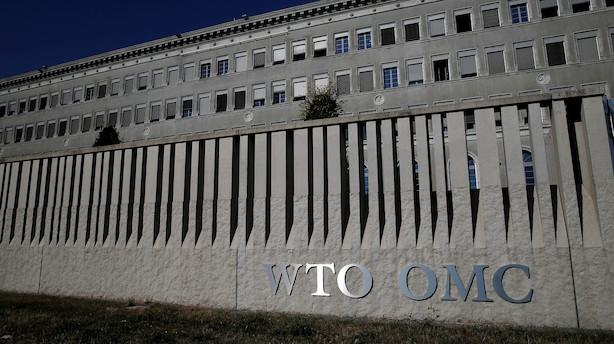 Kronik: Når WTO sander til, bør vi bruge EU mere