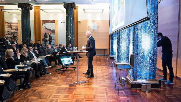 Eksperter: Chefvikar kan stresse Danske Bank