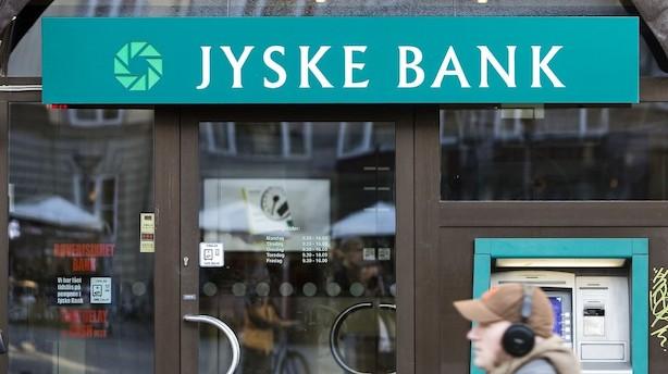 Debat: Jyske Banks opkøb af egne aktier er tragikomisk