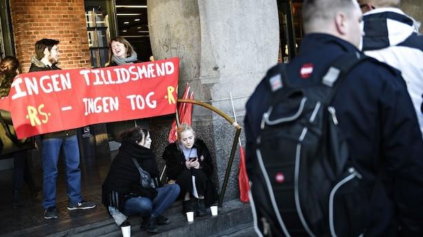 Børsen mener: Her er et velment råd til Dansk Jernbaneforbund