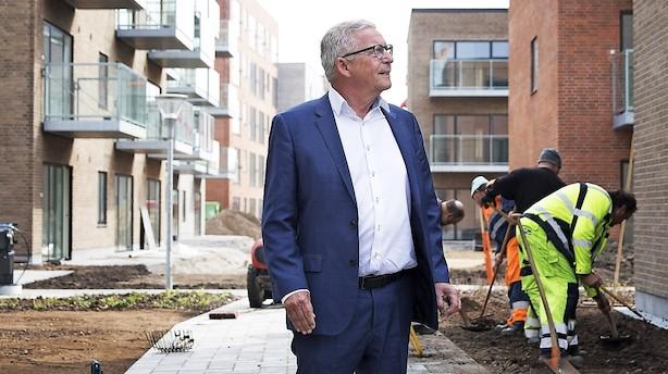 Ejendomsmægler: Byg nu de boliger folk gerne vil bo i