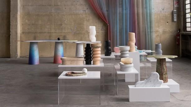 Højdepunkter fra møbelmessen i Milano