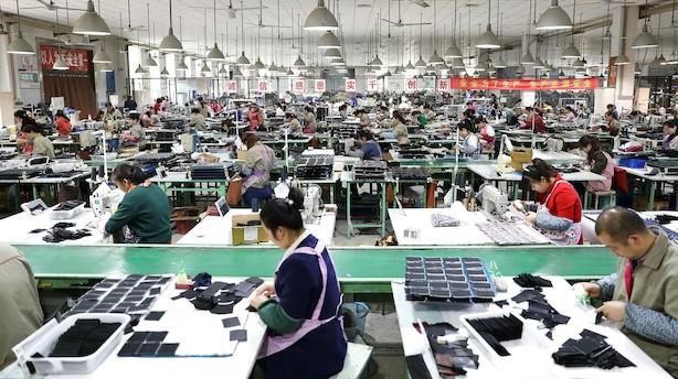 Vi skal passe godt på Produktionsdanmark i EU