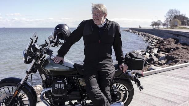 Den dag Peter Engberg blev topchef i Nykredit, meddelte han bestyrelsen, at han ville stoppe, når han fyldte 60