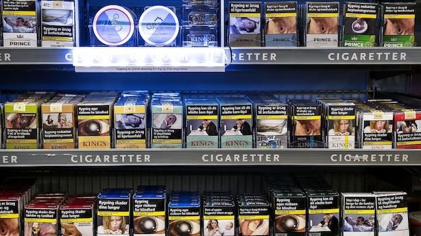 Kronik: Tobaksindsatsens ensidige fokus på afgifter er urealistisk