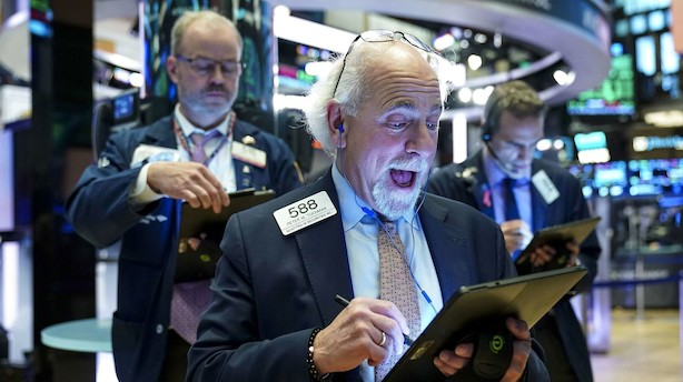 """Aktier i ny rekord: """"Recessionsfrygten er sparket til hjørne"""""""
