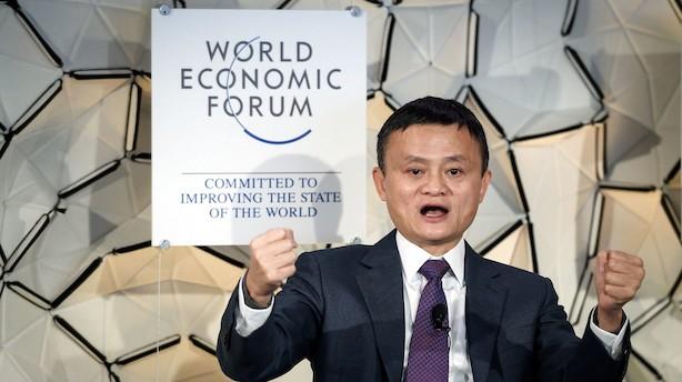 Børsen mener: Jack Ma vækker forargelse men han har en pointe