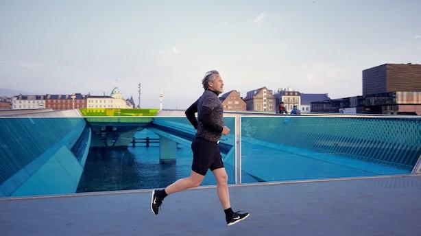 En løbetur, dansk frokost, tid med familien og en tur i byen: Sådan holder Anders Samuelsen en god weekend