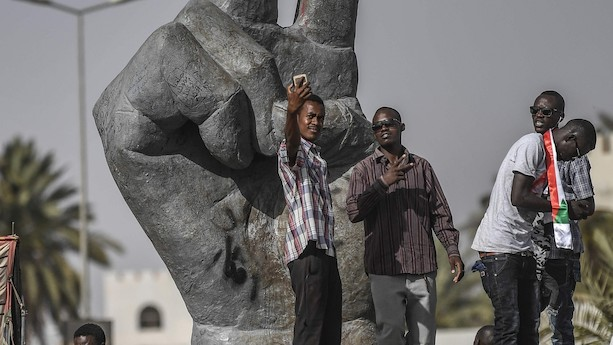 Sudan og Algeriet inspirerer til en ny omgang arabisk forår 2.0