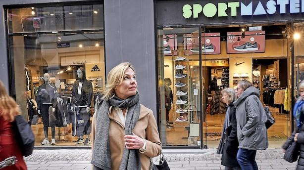 Kapitalfond forbereder salg af Sportmaster i hemmelighed: Kæden er presset fra flere sider