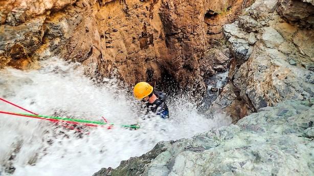Hop ud i Colorados vilde vandfald