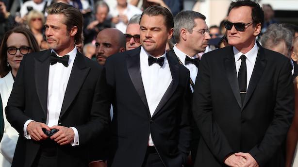 De hvide mænd regerer stadig i Cannes