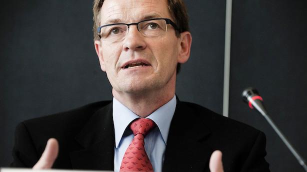 Manglende dansker i vigtig EP-gruppe bekymrer erhvervslivet