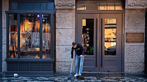 Kriseramt tøjkæde lukker i Danmark: Får stort milliontab