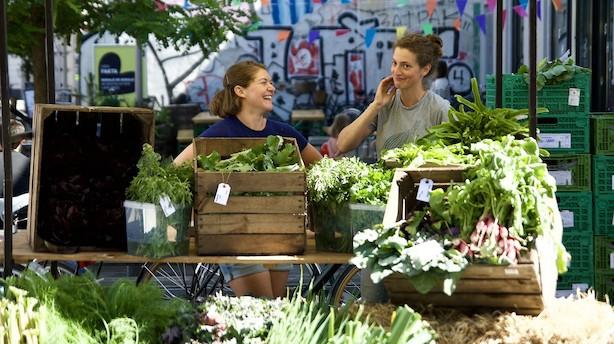 Det skal du i weekenden: Sommerballet, farmers market og smukt kunsthåndværk