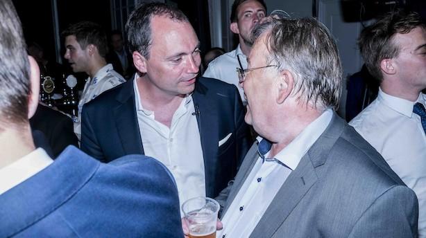 """Stemmeslugeren Ahlers er stemplet ind i dansk politik: """"Jeg tror virkelig på det her"""""""