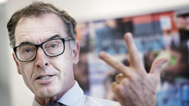 Novo-boss vil udskifte nål med piller efter gennembrud